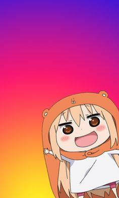 Umaru from Himouto Umaru-Chan All Anime, Anime Manga, Anime Art, Anime Meme, Anime Girls, Himouto Umaru Chan, Anime Character Names, Anime Characters, Chibi