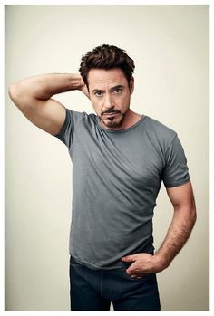 His strength Makes him so sexy he' come a long way He is such a Talented Actor