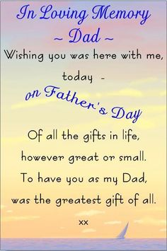 In Loving Memory/Card/Keepsake/Grave/DAD/ Fathers Day/ 2 SIZES . clever fathers day gifts, first time fathers day gift, fathers christmas present Loving Memory/Card/Keepsake/Grave/DAD/ Fathers Day/ 2 SIZES . Missing Dad In Heaven, Dad In Heaven Quotes, Miss You Dad Quotes, Fathers Day In Heaven, I Miss You Dad, Happy Father Day Quotes, I Love My Dad, Happy Fathers Day, Daddy Quotes