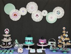 Galeria Sweet Little Party: Monster High Party