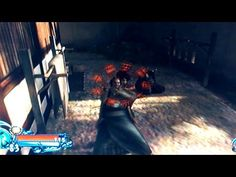 Some quick stealth kills on Tenchu