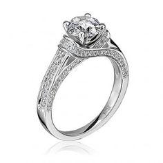 2952a611c Scott Kay Radiance 14K White Gold Scott Kay, Designer Engagement Rings,  Jewelry Stores,