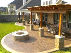 Cool 67 Pretty Backyard Patio Ideas on A Budget https://roomaniac.com/67-pretty-backyard-patio-ideas-budget/