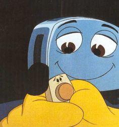 The Brave Little Toaster - One of my favorite childhood movies Walt Disney, Disney Love, Disney Pics, Brave Little Toaster, Childhood Movies, Heart For Kids, Vintage Movies, Vintage Tv, Cute Illustration