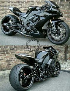 If Darth Vader was a Crotch Rocket! Kawasaki Ninja – – Motorrad If Darth Vader was a Crotch Rocket! Kawasaki Ninja – If Darth Vader was a Crotch Rocket! Custom Street Bikes, Custom Sport Bikes, Moto Bike, Motorcycle Bike, Motorcycle Quotes, Auto Design, Kawasaki Bikes, Futuristic Motorcycle, Chopper Bike