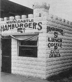 White Castle, Wichita, Kansas (first store)  Headquarters in Columbus, Ohio  (sorry couldn't resist)