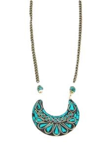 Tulum Necklace as seen on Alessandra Ambrosio. #Shopatico - LoVe yOurSelf