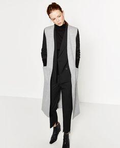 Image 4 of HAND MADE WAISTCOAT from Zara