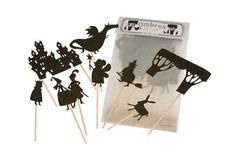 "Shadow Puppet Sets from Moulin Roty-Assorted. ""These are darling! So intricate and unique."" - Kristi, Powell's Books Gift Buyer. Reg. Price: 18.00"
