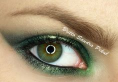 Brillo Sandra Pikul:  Makijaż idealny na karnawałową noc :)
