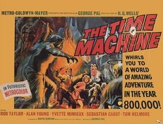 Time Machine part 7: Evolution http://www.examiner.com/article/time-machine-part-7-evolution addresses the failure of the film adequately to address the impact of evolutionary processes in several ways, although basing its central conflict on an evolutionary outcome.