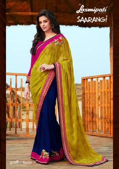 ProductImages Laxmipati Sarees, Lehenga Saree, Sari, Fancy Sarees, Party Wear Sarees, Indian Sarees Online, Embroidery Saree, Saree Collection, Chiffon