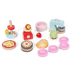Le Toy Van Make and Bake Kitchen Accessory Pack