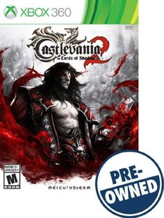 Castlevania: Lords of Shadow 2 - PRE-Owned - Xbox 360