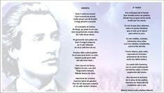 Azi sărbătorim Ziua Culturii Naționale și 167 de ani de la naşterea marelui poet Mihai Eminescu  --- Hoy celebramos el Día de la Cultura Nacional (Rumanía) y 167 años del nacimiento del gran poeta Mihai Eminescu