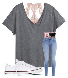 """some paths can't be discovered without getting lost."" by emi-elephant ❤ liked on Polyvore featuring Youmita, H&M, Neutrogena, Casetify, EyeBuyDirect.com and Converse"