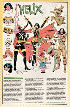 Who's Who: The Definitive Directory of the DC Universe Comic Book Characters, Marvel Characters, Comic Character, Comic Books Art, Comic Art, Book Art, Character Design, Anime Comics, Comics Und Cartoons