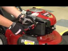 How to Tune Up a Lawn Mower Video | Sears Parts Direct