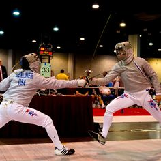 Fencing Lessons at SON's DuelLIFE Olympic Fencing Center located in Ft Lauderdale. $50