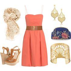 Like this dress a lot