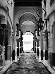 Interior de edificio en Valencia I (Spain) © Paco Mollá  01-09-14_16 Valencia, Buildings, Interiors, Pictures