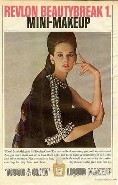 Vintage Revlon ad (1967)