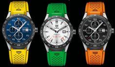 necip saatçilik markaları da yavaş yavaş akıllı saat dünyasında boy göstermeye başlıyorlar: TAG Heuer Carrera Connected
