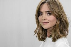 "Jenna Coleman Took Our ""Which Doctor Are You"" Quiz! Click to see her Qs & As & Results!"