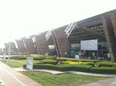 Jaipur International Airport (JAI) in Jaipur, Rājasthān