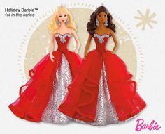 2015 Holiday Barbie Keepsake Ornament