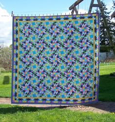 Busy Hands Quilts: Grand Illusion Mystery Quilt {Finished!}