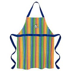 Disney Color Fusion Mickey Mouse Apron | Disney StoreColor Fusion Mickey Mouse Apron - Cook up some extra fun for your next barbecue or family gathering in this colorful chef's apron featuring our fa-mouse Mickey icon! The pop art pattern will spice up any recipe before it hits the grill.