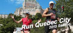 Run Quebec City | Run Quebec City Series Marathon, French Verbs, Canada, Quebec City, Courses, Racing, Circuit, June, Running