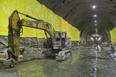 These Photos Of NYC's Subway Project Are Astonishing