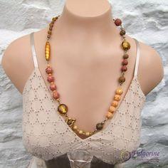 Oddment necklace by Cate van Alphen