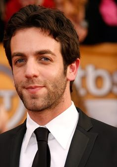 A Phone Call With B.J. Novak (!) | A Cup of Jo