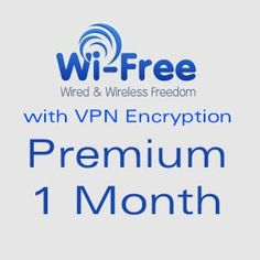 Wi-Free Premium 1 Month [with VPN Encryption] http://247premiumcart.com/?product=wi-free-premium-1-month-with-vpn-encryption