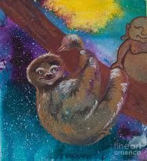 impressionism sloth - Google Search