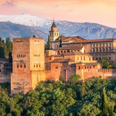 Lonely Planet, European Road Trip, European Travel, Destinations, Beaux Villages, Islamic Architecture, Spain Travel, World Heritage Sites, Vacation Trips