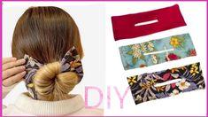 Couture, Sewing, Fashion, Ribbon Bows, Tela, Head Bands, Craft, Hair Trim, Beginner Sewing Patterns