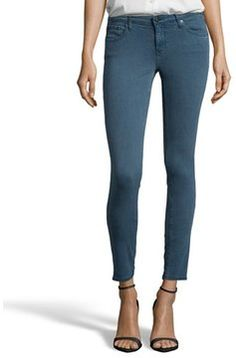 found this for you  -- AG Jeans sulfur calm blue 'The Legging Ankle' skinny jeans  -- http://www.hagglekat.com/ag-jeans-sulfur-calm-blue-the-legging-ankle-skinny-jeans/