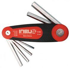 INBUS® 70136 - Klapphalter 6tlg. 2,5-8mm Made in Germany      Klapphalter 6tlg. 2.5-8mm     sehr kompaktes Werkzeug     geschickte Hebefunktion (Rückseite) erleichtert das Öffnen     10 Jahre Garantie     Marke: INBUS® - Das Original seit 1934  http://www.inbus.de/home/inbus-metrisch/4/inbus-70136-inbusschluessel-satz?c=12