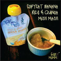 Recipe: Copycat Banana Rice & Quinoa Mish Mash - Gen Y Mommy