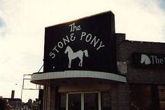 The Stone Pony: One of the world's best known music venues, opened its doors on Feb. 8, 1974 in a building which formerly housed a popular restaurant called Mrs. Jay's.