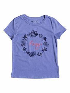 roxy, Little Basic - Camiseta, LIGHT DENIM (pmk0)