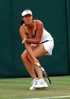 Ana Ivanovic Wimbledon 2008 Top Seed Top Down HQ Pictures Wta Tennis, Sport Tennis, Foto Sport, Ana Ivanovic, Tennis Players Female, Tennis Stars, Sporty Girls, Girls Fit, Athletic Women