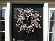 christmas Wreath decoration (9)