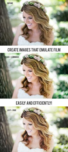 Film Photoshop Actions for Photoshop and Photoshop Elements by ElyanaIvette