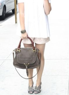 Chloe bag in neutral tone