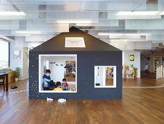 Kids Space Design. Office-kiddy shonan CX nursery school